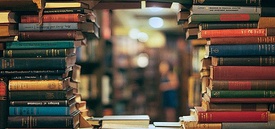 Stack of Books from IAS academy to study the UPSC Syllabus