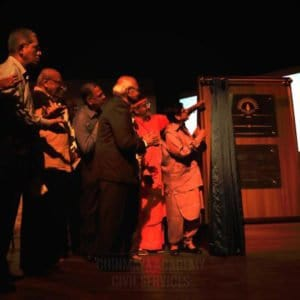 Chinmaya IAS Academy inauguration Ceremony started by Kiran Bedi